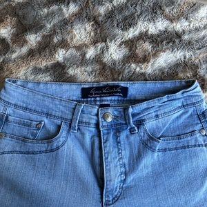 Gloria Vanderbilt - Knee Length Jeans
